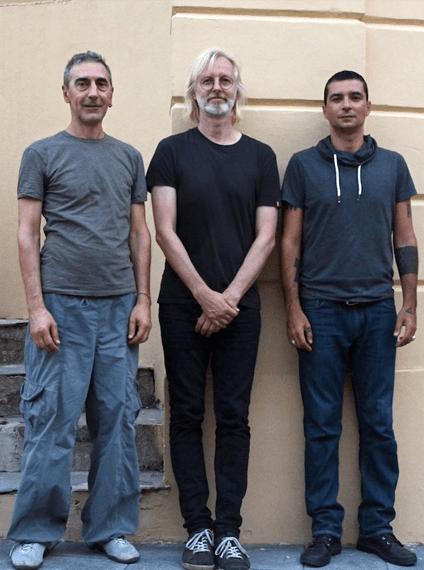 Gianluca Petrella Trio